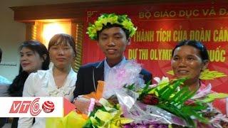 Bố mẹ phu hồ, con đoạt giải vàng quốc tế | VTC