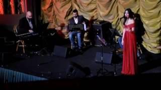 """فايا يونان - بيناتنا في بحر """"و تفاعل الجمهور"""" - حفل تونس"""