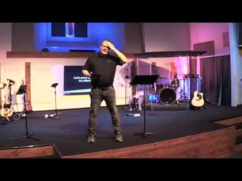 Cold Springs Church, October 29, 2017, Sermon