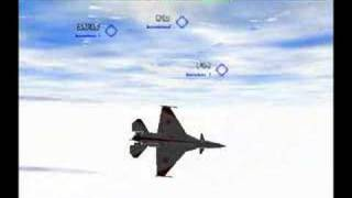 Aero fighter assault Hien air battle