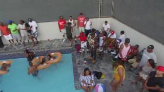 2016 BMG pool party, Drone video phantom 3 pro