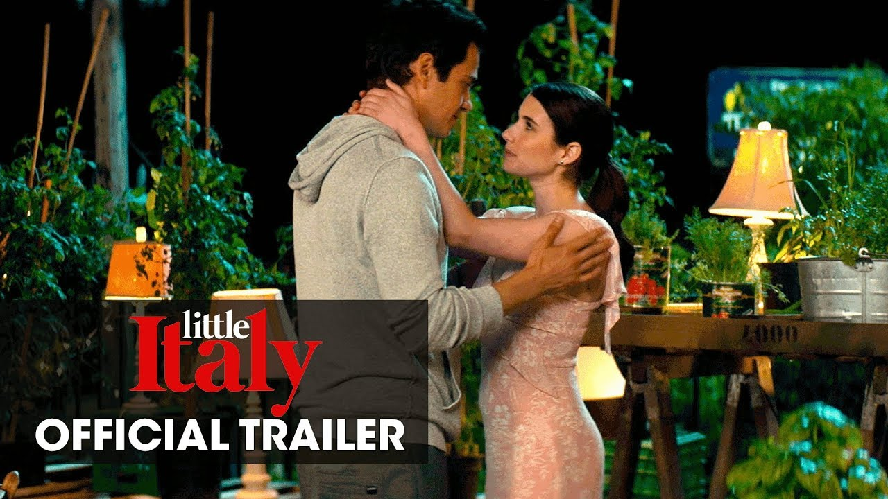 Little Italy  Trailer Available In Theaters And On Demand September