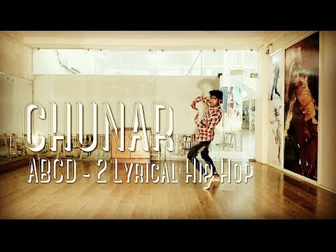 Chunar ABCD 2 - Lyrical Hip Hop | Disney