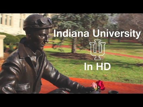 Indiana University in HD - Bloomington, In - SteadyVid Sv Hd - T3i 600D