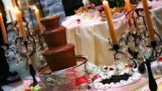 Шоколадный фонтан в Эстонии.(Шоколадный фонтан украсит любое мероприятие : день рождения, романтическое свидание, мальчишник, корпорати..., 2009-03-28T10:11:10.000Z)