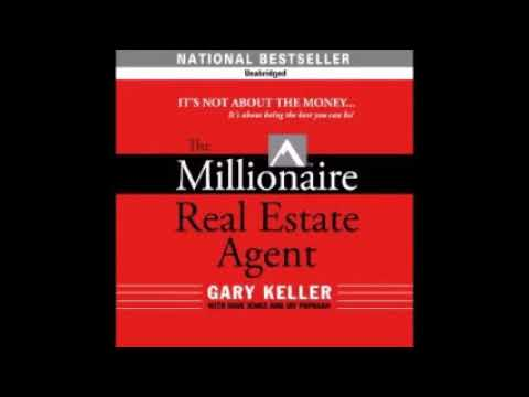 THE MILLIONAIRE REAL ESTATE AGENT BY GARY KELLER AUDIOBOOK