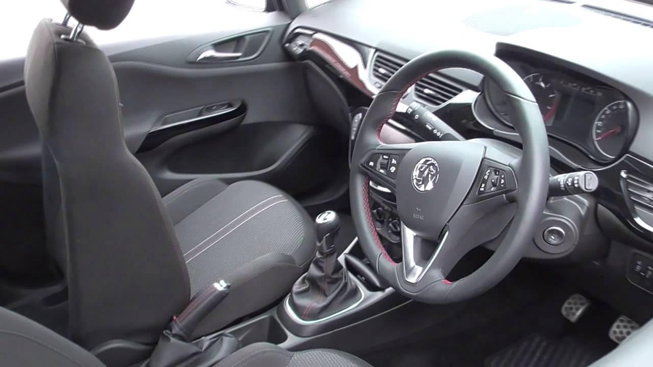 Vauxhall CORSA 1.4T 100 ecoFLEX SRi 3dr U54131 - YouTube