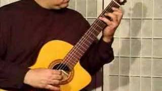 Classical Gas Guitar Lesson
