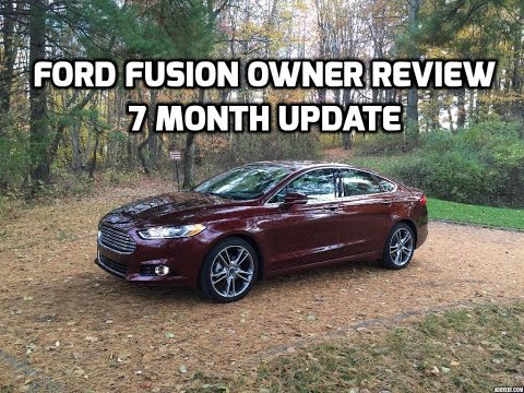 2015/16 Ford Fusion Owner Review - 7 month update - Damage, Gas Mileage and more