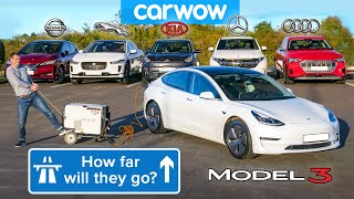 Download We drove these electric cars until they DIED! Mp3 and Videos