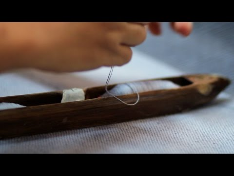 IKEA -  Traditional hand-woven textiles