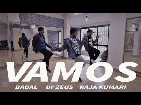 Vamos  | Badal | Dr Zeus | Raja Kumari | Seerat Kapoor | @grms dance studio.