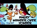 Angry Wander Over Yonder(Wander Over Yonder meets Angry birds)parody