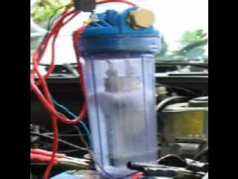 HHO, The Simple Water Fuel