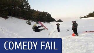 Подборка приколов и неудач (#35) 2015