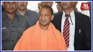 CM Yogi Surprise Visit Of District Hospital In Jhansi