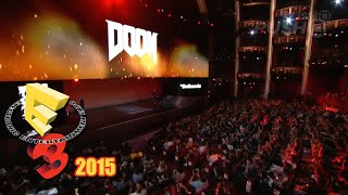 Doom (PS4) E3 2015 Gameplay Footage [COMPLETE]