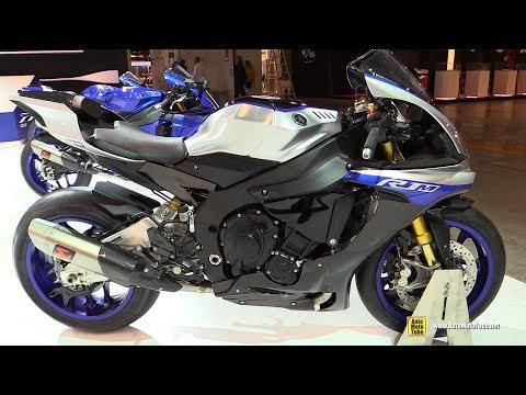 download 2018 Yamaha R1 M - Walkaround - 2017 EICMA Milan Motorcycle Exhibition