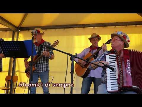 Canti tradizionali della Maremma Toscana   alla  Festa del Maggio 2018 Ottava Zona loc Grancia