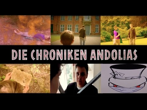 DIE CHRONIKEN ANDOLIAS - Die KOMPLETTE...
