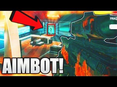 they gave INFINITE WARFARE PLAYERS an AIMBOT HACK! (PROTEUS GLITCH) - 100% ACCURACY AIMBOT GUN!