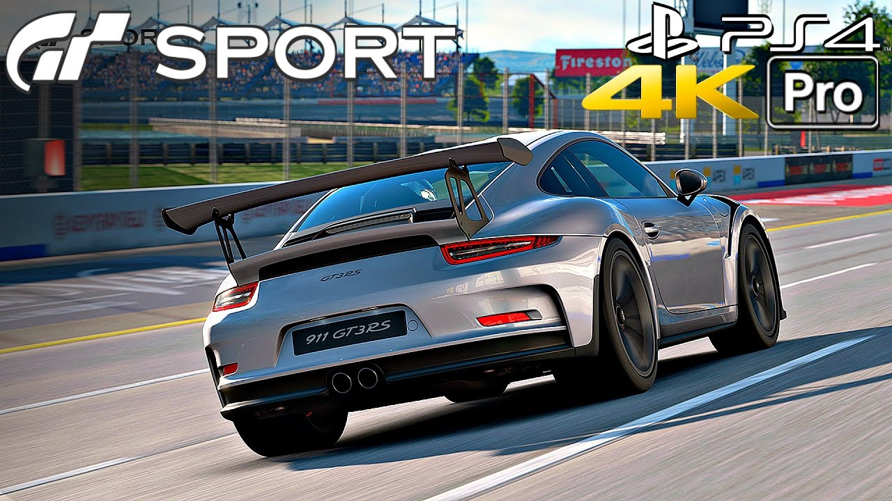 gran turismo sport porsche 911 gameplay nurburgring 2 4k 60fps ps4 pro youtube. Black Bedroom Furniture Sets. Home Design Ideas