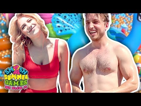 PUNISHMENT SCUBA (Smosh Summer Games)