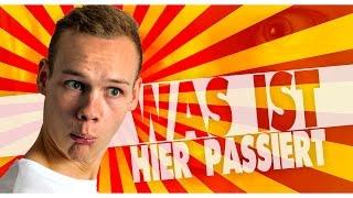 WAS IST HIER PASSIERT?!