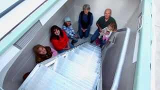 Storm & Tornado Shelter Demonstration of Life Pod Shelters