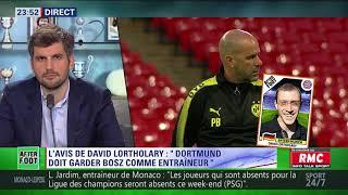 After Foot du lundi 20/11 – Partie 6/6 - L'avis tranché de David Lortholary sur le Borussia Dortmund