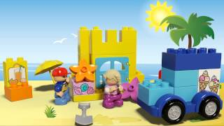 Видео обзоры LEGO Duplo Весёлые каникулы