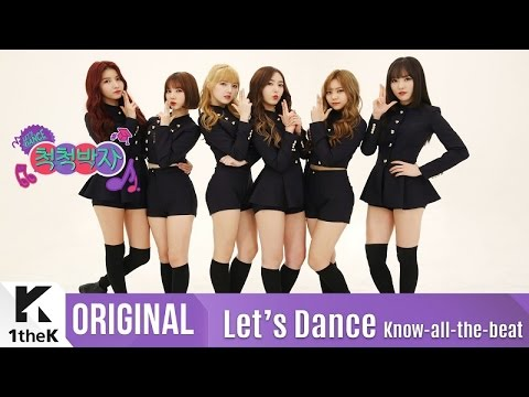 Let's Dance: GFRIEND(여자친구)_The Girl Group with Synchronized Moves!_FINGERTIP