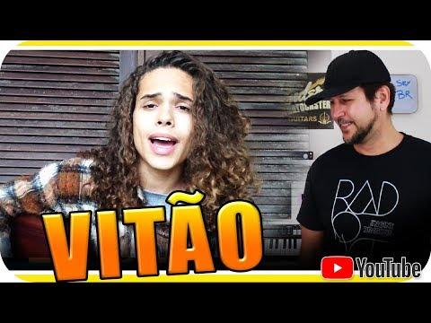 VITÃO CANTA O SOL VITOR KLEY PESADÃO IZA LUXÚRIA  XAMÃ e mais - Marcio Guerra