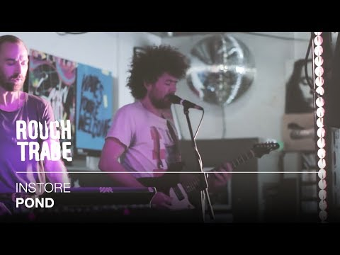 POND - Sitting Up On A Crane | Instore at Rough Trade East, London
