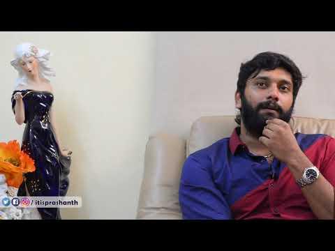 """"""" We finalized the story over a biriyani """" Arulnithi opens up about Iravukku Aayiram Kangal"""