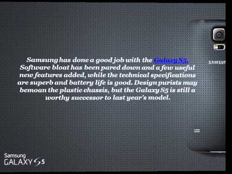 The Corliss Group Review on Samsung Galaxy S5 review: Top-notch specs, less software bloat
