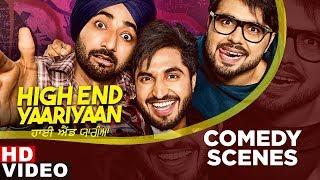 High End Yaariyan(Comedy Scene) |Jassi Gill | Ranjit Bawa | Ninja | Speed Records