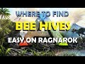 Ark : Survival Evolved | Bee hive locations on Ragnarok easy!