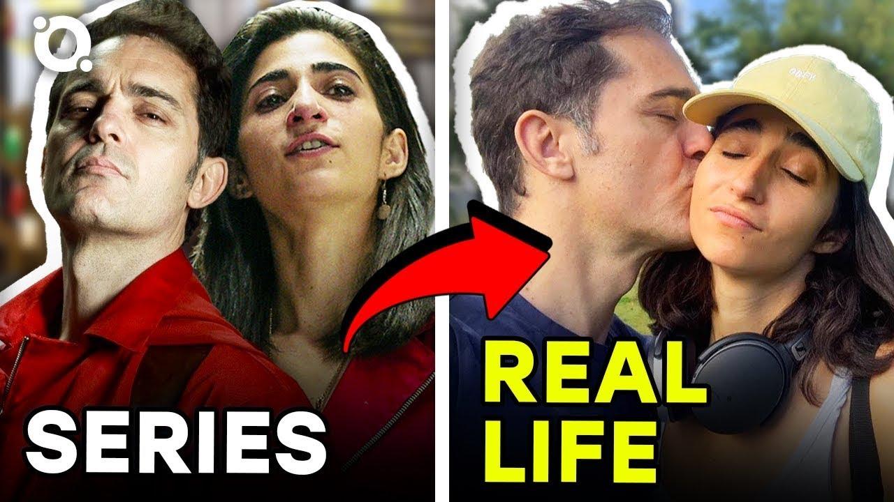 Money Heist Season 5: The Real-Life Partners Revealed! |⭐ OSSA