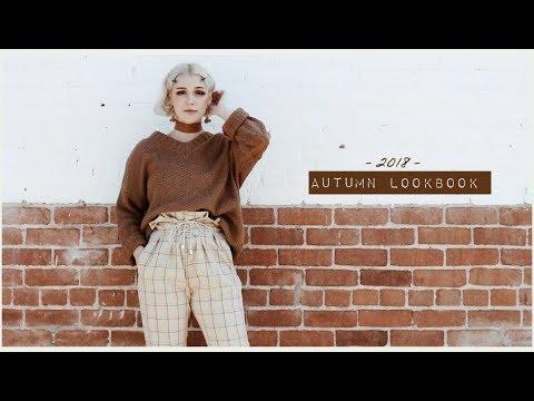 Autumn Lookbook, 2018 // ft. Yesstyle