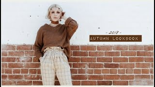 Autumn Lookbook, 2018 // ft. Yesstyle