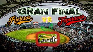 Teporacas VS Rieleros 3/5 Final