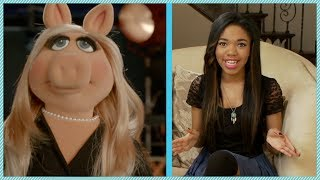 How To Look Pretty For A Movie Premiere With Miss Piggy and TealaXX2! #OOTD