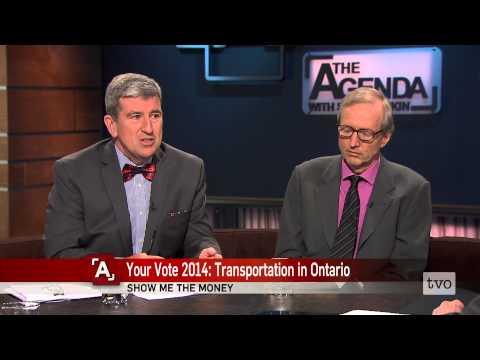 Your Vote 2014: Transportation in Ontario