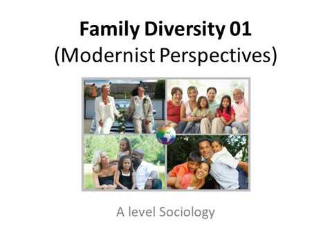 sociology family diversity essay In this essay i will discuss the view that the traditional nuclear family has decline as a result of the growth of family diversity and the reasons why people are no longer following past tradition new right believe that the incline in family diversity is a cause of many social problems.