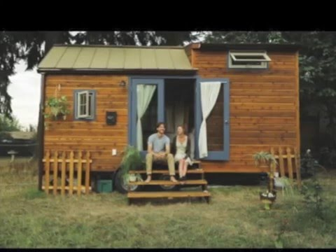 Tiny Houses: An Option for Older Adults by Teal and Gerry Brown