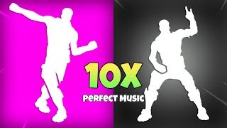 Fortnite Dance Emotes Made 10X BETTER..! (Perfect Songs?!)