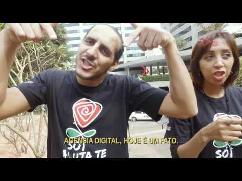 Reivindicações dos bancários ganha versão flash mob - 23/8/16