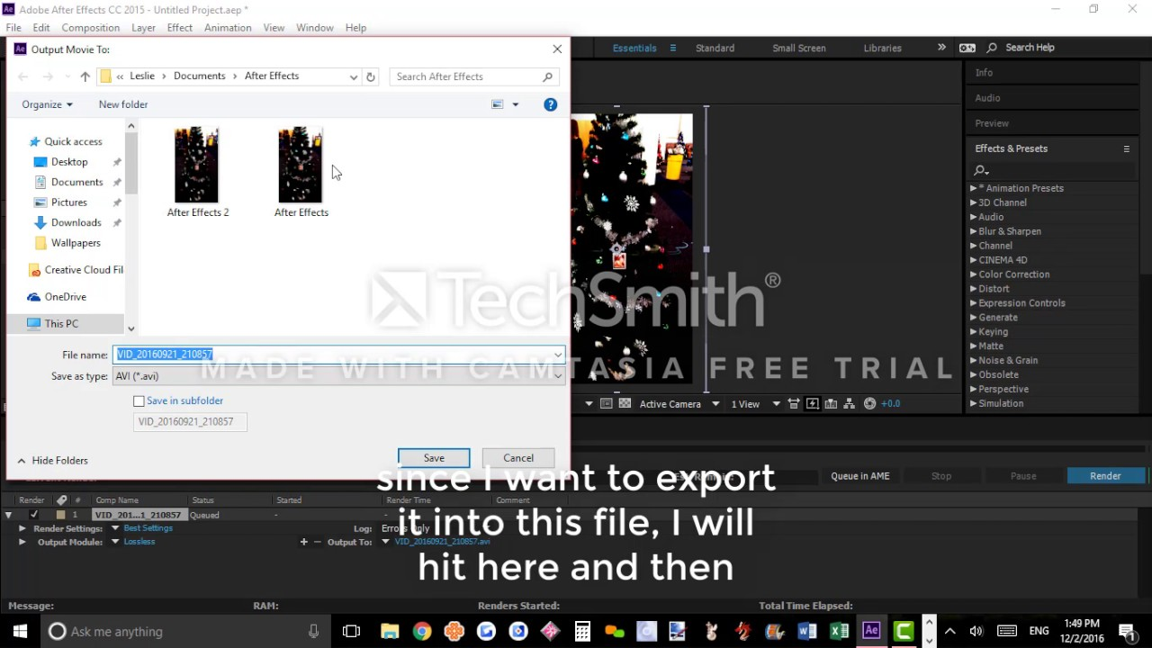 How to Overlay an Image on a Video in Adobe After Effects