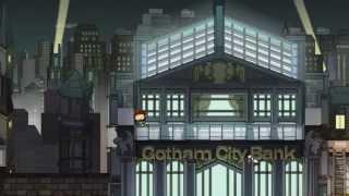 Scribblenauts Unmasked: A DC Comics Adventure - Gotham City Free Roam